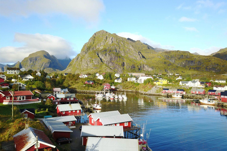 Randonnée Norvège - Lofoten