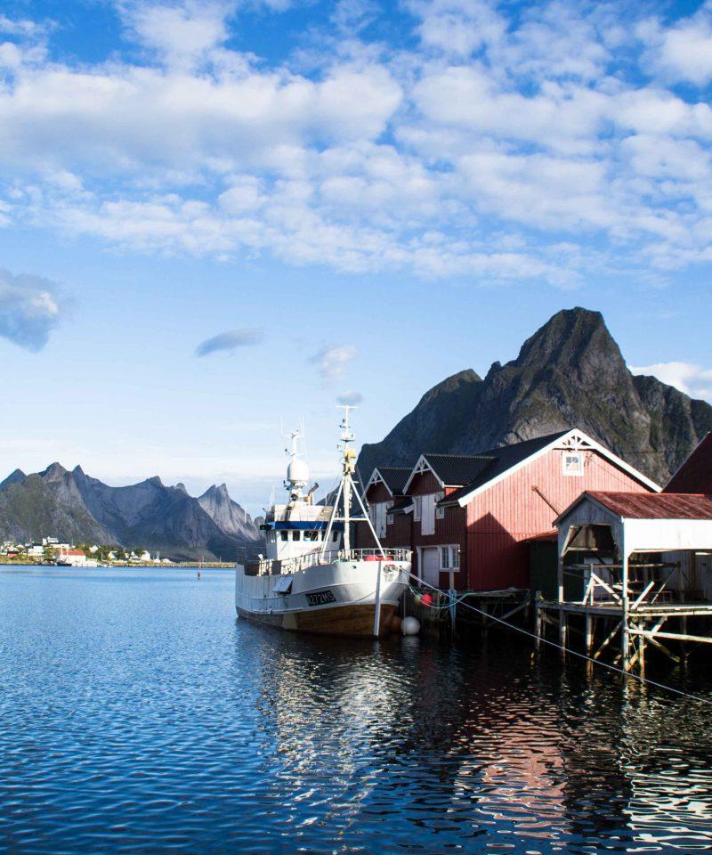 Randonnée Norvège - Lofoten Reine
