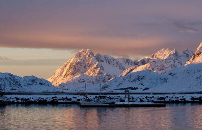 Randonnée Norvège - Lofoten - hiver