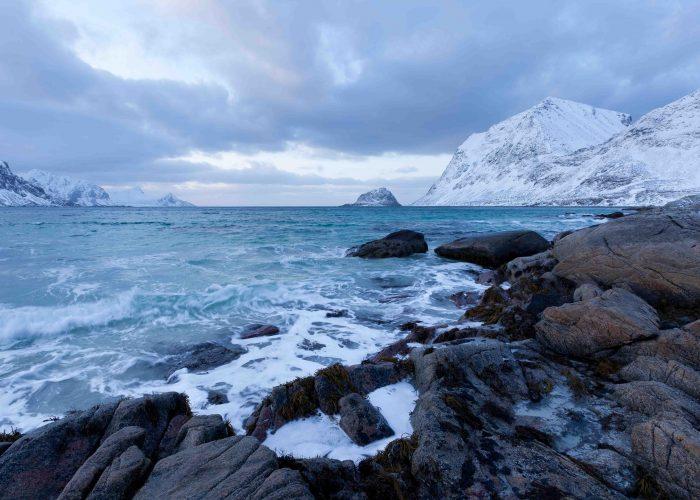 Randonnée Norvège - Un hiver aux Lofoten
