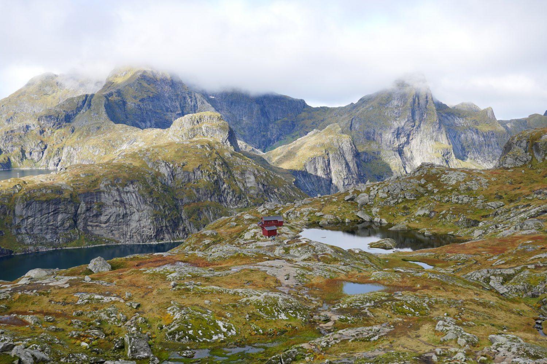 Randonnée Norvège - Lofoten Munkebu