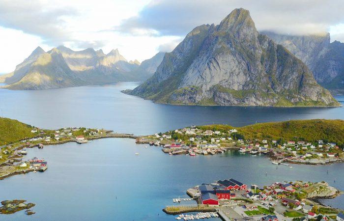 Randonnée Norvège - Les îles Lofoten