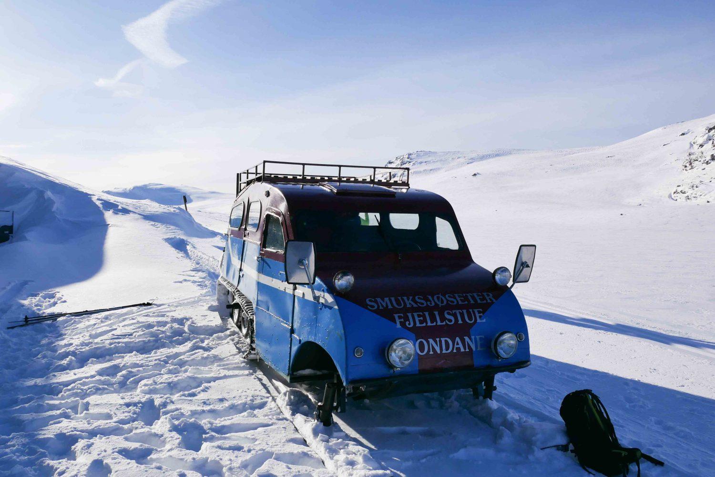Randonnée Norvège - Rondane et Jotunheimen