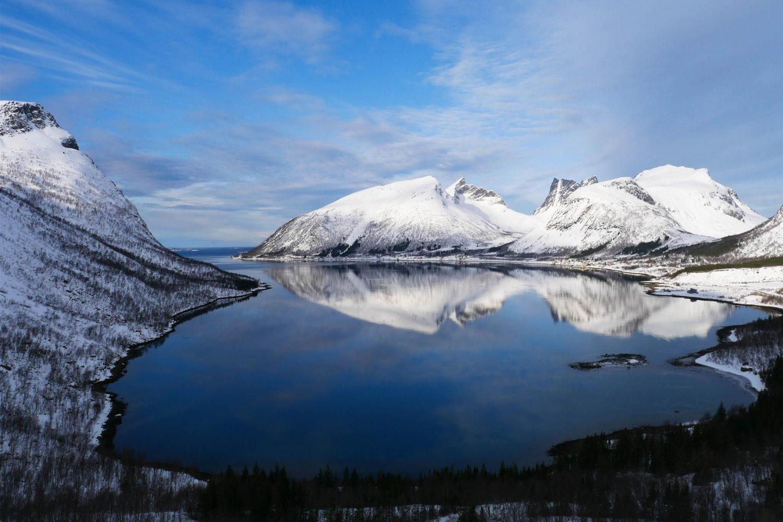 Ski de randonnée Norvège - Senja