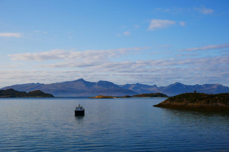 Randonnée Norvège - Un automne à Senja