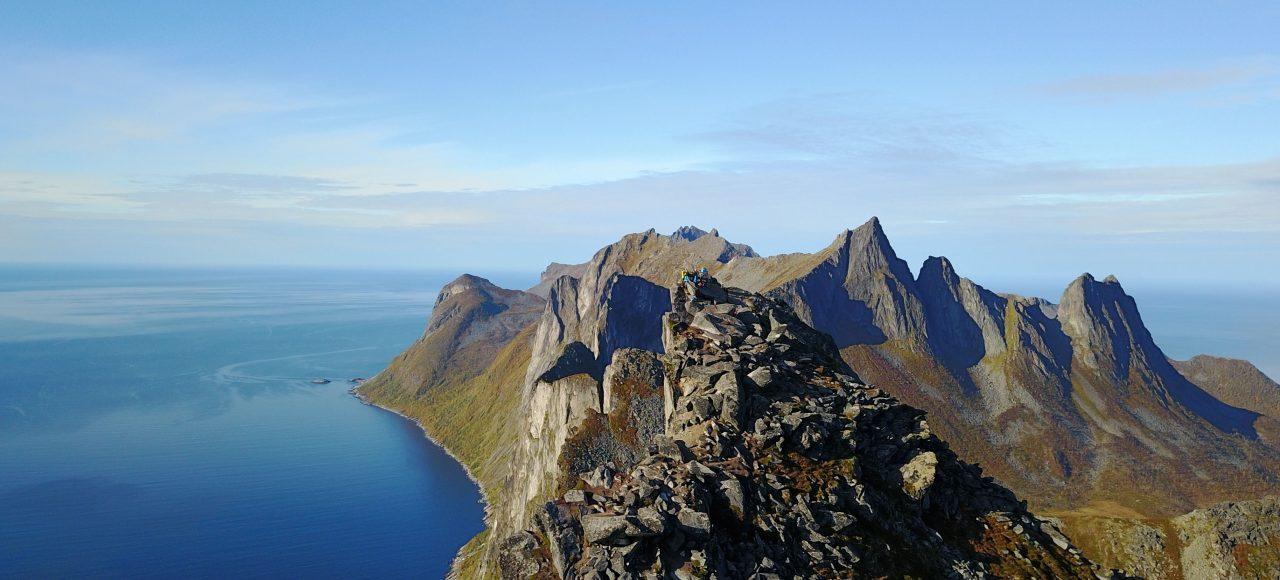 Randonnée Norvège - Senja