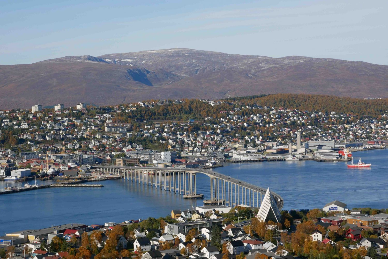 Randonnée Norvège - Tromsø