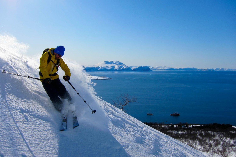 Ski de randonnée Norvège - Lyngen