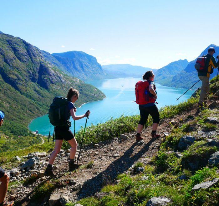 Randonnée Norvège - Jotunheimen