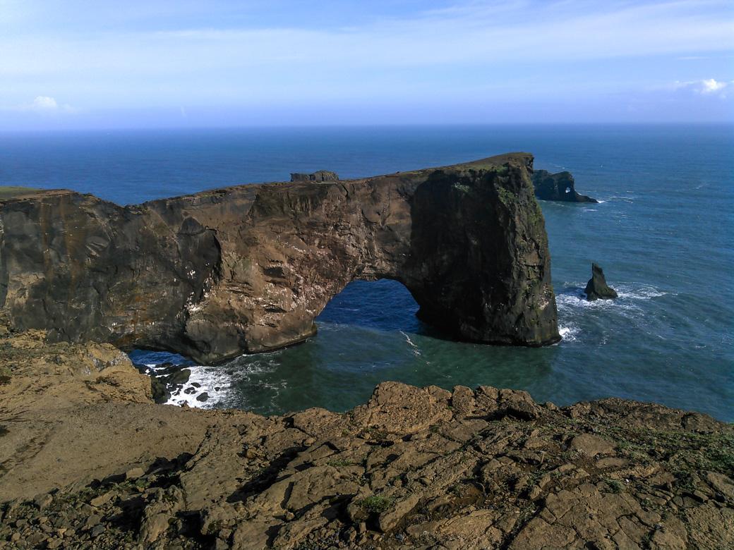 Randonnée meditation Islande