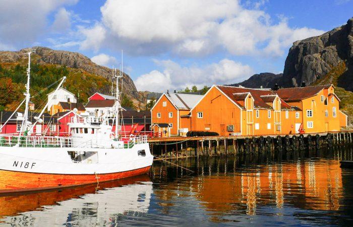 Randonnée Norvège - Nusfjord - Lofoten