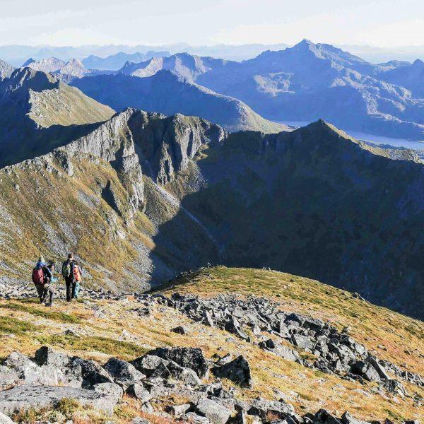 Randonnée Norvège - Lofoten Matmora
