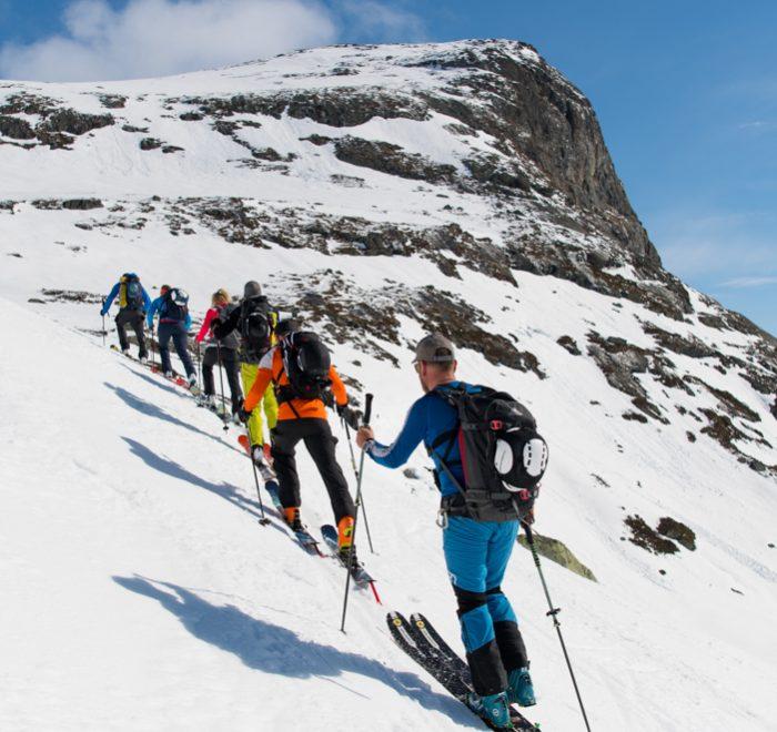 Ski de randonnée Norvège - Jotunheimen