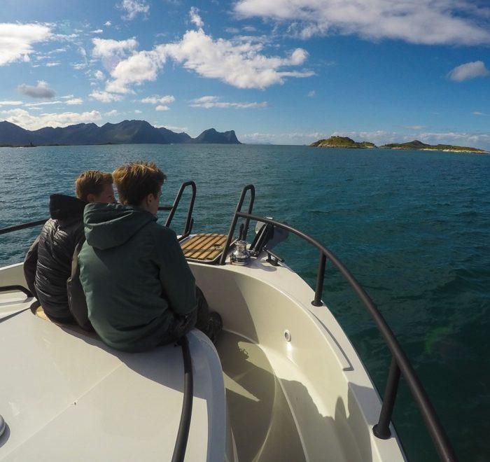Norvège - randonnée lofoten